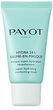 Fragrances, Perfumes, Cosmetics Moisturizing Mask - Payot Hydra 24 Super Hydrating Comforting Mask
