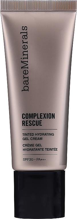 Tinted Moisturizing Cream - Bare Escentuals Bareminerals Complexion Rescue Tinted Hydrating Gel Cream