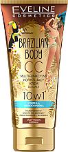 Fragrances, Perfumes, Cosmetics Body Waterproof Multi Functional CC Crea - Eveline Cosmetics Brazilian Body Waterproof Multi Functional CC Cream