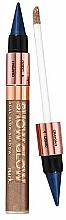 "Fragrances, Perfumes, Cosmetics Liquid Eyeshadow Highlighter ""Double Glow"" - Avon Mark Show Glow Dual Glow Shadow"