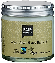 Fragrances, Perfumes, Cosmetics After Shave Balm - Fair Squared Argan After Shave Balm