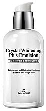 Fragrances, Perfumes, Cosmetics Whitening Anti Age Spot Emulsion - The Skin House Crystal Whitening Plus Emulsion
