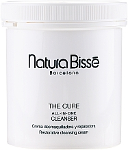 Restoring Cleansing Cream - Natura Bisse The Cure All-In-One Cleanser — photo N2