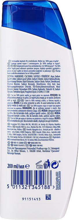 Shampoo - Head & Shoulders Clasic Clean 2in1 Shampoo — photo N2
