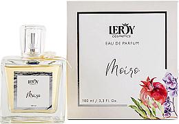Fragrances, Perfumes, Cosmetics Leroy Cosmetics Moiro - Eau de Parfum