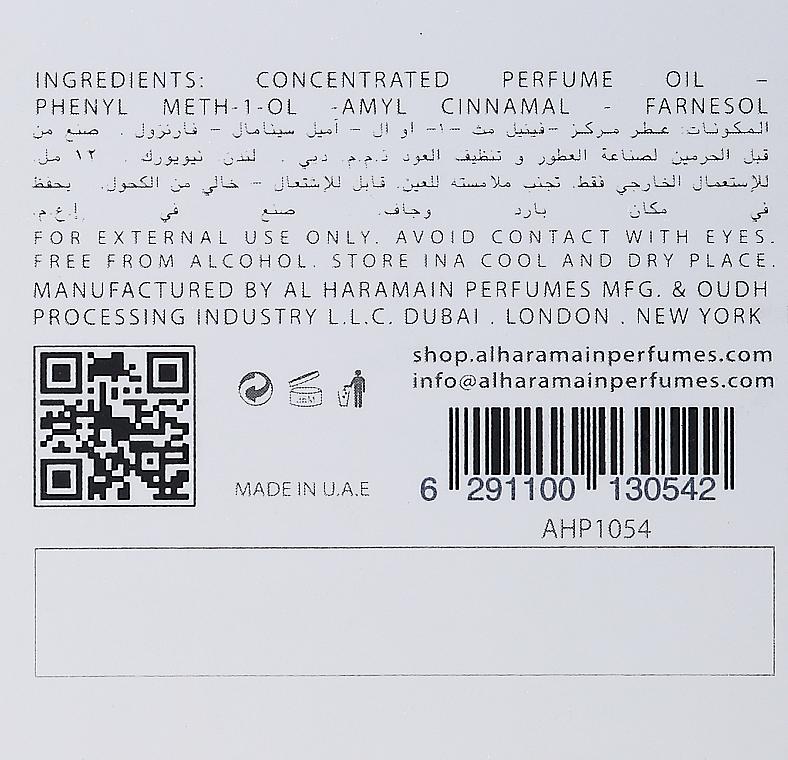 Al Haramain Musk - Oil Perfume — photo N3