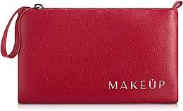 Fragrances, Perfumes, Cosmetics Red Makeup Bag - MakeUp