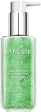 Fragrances, Perfumes, Cosmetics Face Gel - APOT.CARE Anti-pollution Jelly Cleanser