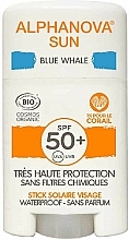 Fragrances, Perfumes, Cosmetics Sunscreen Stick - Alphanova Sun Blue Whale SPF50+