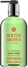 Fragrances, Perfumes, Cosmetics Molton Brown Lime & Patchouli - Hand Soap