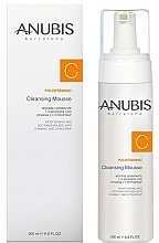 Fragrances, Perfumes, Cosmetics Cleansing Vitaminizing Mousse - Anubis Polivitaminic Cleansing Mousse