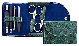 Fragrances, Perfumes, Cosmetics Manicure Set, 6-piece - DuKaS Premium Line PL 213FZZ