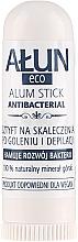 "Fragrances, Perfumes, Cosmetics Stop Bleeding Stick In Case ""Alunite"" - Beaute Marrakech Alun Deo Stick"