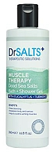 Fragrances, Perfumes, Cosmetics Shower Gel - Dr Salts + Muscle Therapy