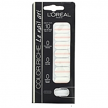 Fragrances, Perfumes, Cosmetics Nail Stickers - L'Oreal Paris Stickers Color Riche Le Nail Art
