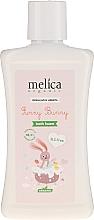 """Fragrances, Perfumes, Cosmetics Bath Foam """"Bunny"""" - Melica Organic Funny Bunny Bath Foam"""