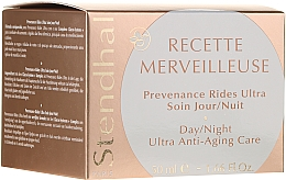 Fragrances, Perfumes, Cosmetics Face Cream - Stendhal Recette Merveilleuse Day/Night Ultra Anti-Aging Care