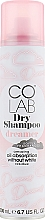 Fragrances, Perfumes, Cosmetics Dry Shampoo with Cotton & Musk Scent - Colab Dreamer Dry Shampoo