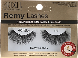 Fragrances, Perfumes, Cosmetics False Lashes - Ardell Remy Lashes 777