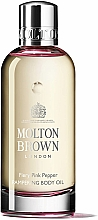 Fragrances, Perfumes, Cosmetics Molton Brown Fiery Pink Pepper Pampering Body Oil - Body Oil