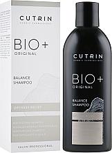 Fragrances, Perfumes, Cosmetics Balancing Shampoo - Cutrin Bio+ Original Balance Shampoo