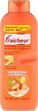 Fragrances, Perfumes, Cosmetics Argan Oil Shampoo - Azbane Fraicheur Argan Oil Shampoo