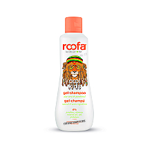 Fragrances, Perfumes, Cosmetics Aloe Vera & Panthenol Gel-Shampoo - Roofa Cool Kids Gel Shampoo