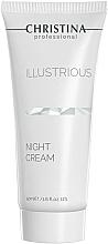Fragrances, Perfumes, Cosmetics Renewal Night Cream - Christina Illustrious Night Cream