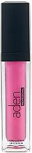 Fragrances, Perfumes, Cosmetics Liquid Lipstick - Aden Cosmetics Plumping Lip Lacquer