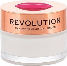 Fragrances, Perfumes, Cosmetics Coconit Lip Balm Mask - Makeup Revolution Kiss Lip Balm Cravin Coconuts