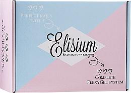 Fragrances, Perfumes, Cosmetics Set - Elisium Diamond Maxi (liquid/5*15ml + powder/3*23g)