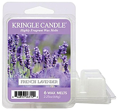 Fragrances, Perfumes, Cosmetics Scented Wax - Kringle Candle Wax Melt French Lavender
