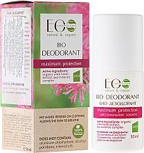 """Fragrances, Perfumes, Cosmetics Bio-Deodorant """"Maximum Protection"""" - ECO Laboratorie Bio Deodorant"""