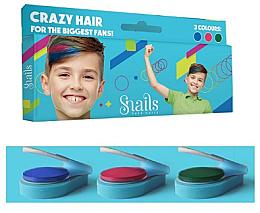 Fragrances, Perfumes, Cosmetics Baby Hair Crayons, boys - Snails Mini Bebe