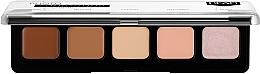 Fragrances, Perfumes, Cosmetics Cream Concealer Palette - Hean Photo Contouring Cream Concealer Palette