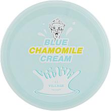 Fragrances, Perfumes, Cosmetics Face Cream - Village 11 Factory Blue Chamomile Cream