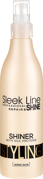 Hair Silk Shine Spray - Stapiz Sleek Line Silk Shiner