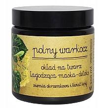 Fragrances, Perfumes, Cosmetics Soothing Detox-Mask - Polny Warkocz