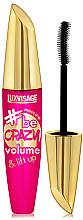 "Fragrances, Perfumes, Cosmetics Eyelash Mascara ""beCrazy Volume & Lift Up"" - Luxvisage"