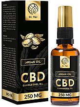 Fragrances, Perfumes, Cosmetics Natural Argan Oil CBD 250mg - Dr. T&J Bio Oil