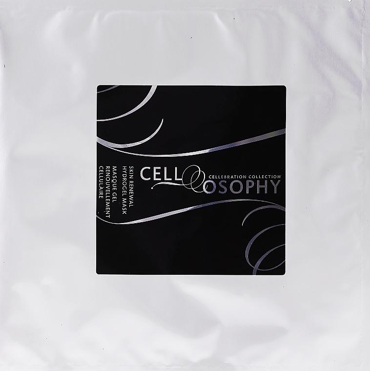 Renewal Hydrogel Mask - Dr. Spiller Cellosophy Skin Renewal Hydrogel Mask — photo N2