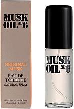 Fragrances, Perfumes, Cosmetics Gosh Muck Oil No6 - Eau de Toilette
