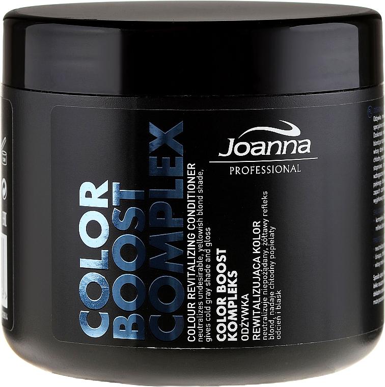 Repair Blonde & Silver Hair Conditioner - Joanna Professional Color Revitalizing Conditioner