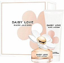 Fragrances, Perfumes, Cosmetics Marc Jacobs Daisy Love - Set (edt/100ml + b/lot/75ml)