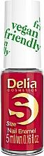 Fragrances, Perfumes, Cosmetics Nail Polish - Delia Cosmetics S-Size Vegan Friendly Nail Enamel