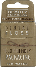 Fragrances, Perfumes, Cosmetics Eco Friendly Dental Floss - Beauty Formulas Eco Friendly Dental Floss