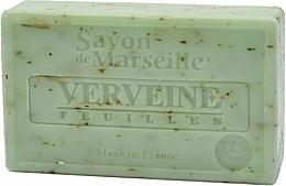 "Fragrances, Perfumes, Cosmetics Natural Soap ""Verbena Leaves"" - Le Chatelard 1802 Soap Verbena Leaves"