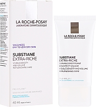 Fragrances, Perfumes, Cosmetics Replenishing Anti-Age Cream for Dry and Very Dry Skin - La Roche-Posay Substiane Extra-Riche Visible Density and Volume Replenishing Care