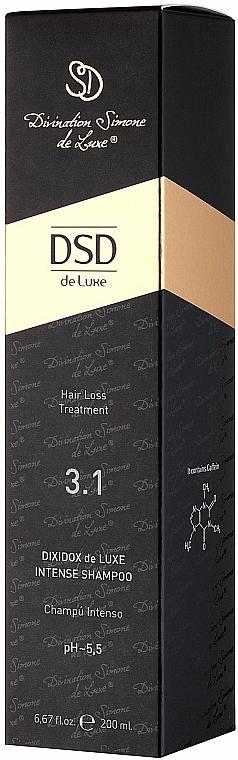 Dixidox de Luxe Intensive Shampoo #3.1 - Divination Simone De Luxe Dixidox DeLuxe Intense Shampoo — photo N2