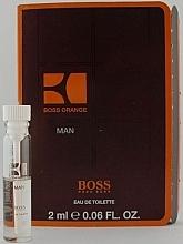 Fragrances, Perfumes, Cosmetics Hugo Boss Boss Orange for Men - Eau de Toilette (sample)